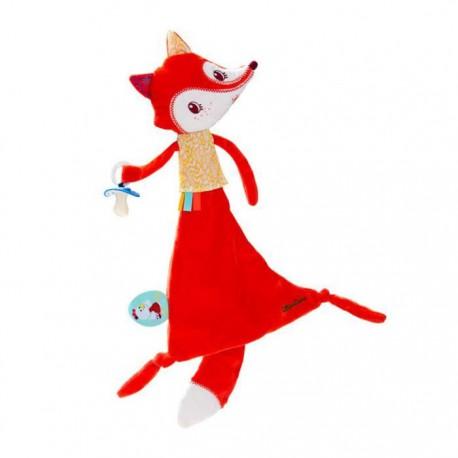 doudou renard alice