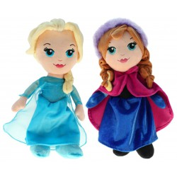 peluche reine des neiges disney