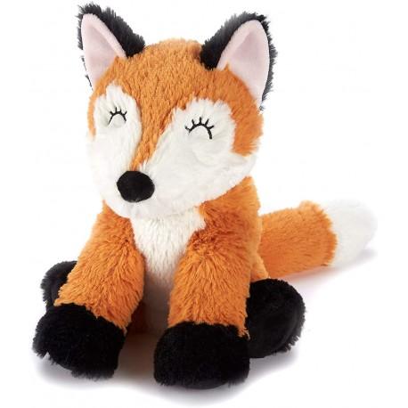 doudou bouillotte renard