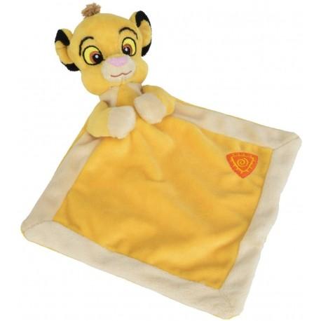 doudou le roi lion simba plat