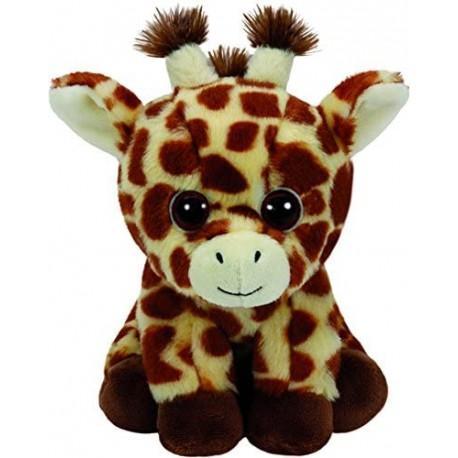 peluche ty girafe safari