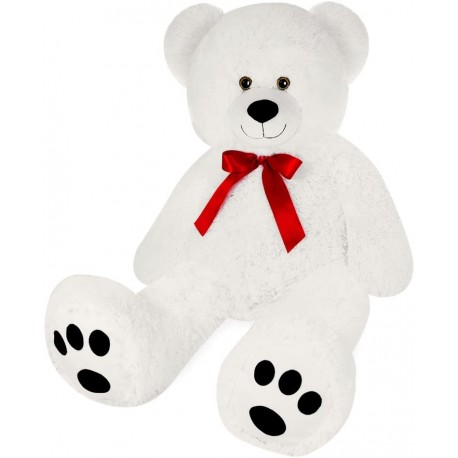 peluche ours polaire grande taille