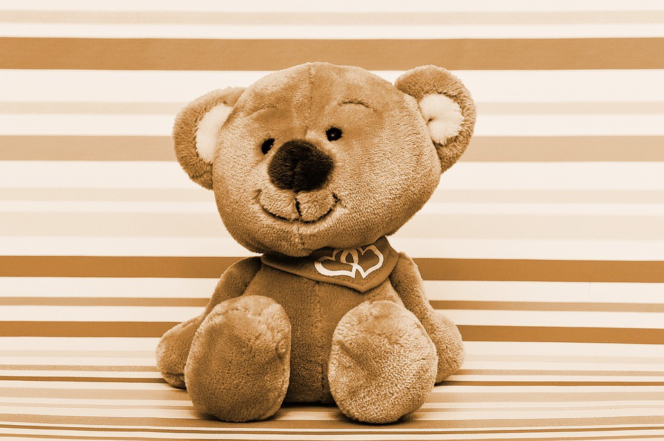 peluche geante ours 2m